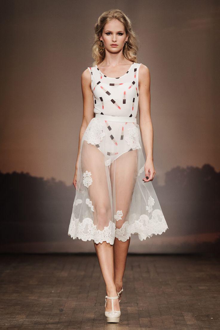 Ida Sjöstedt – Fashion Week Stockholm