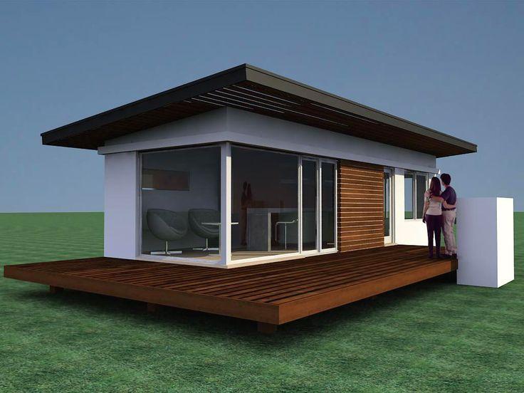 As 25 melhores ideias de casas prefabricadas economicas no - Materiales para casas prefabricadas ...
