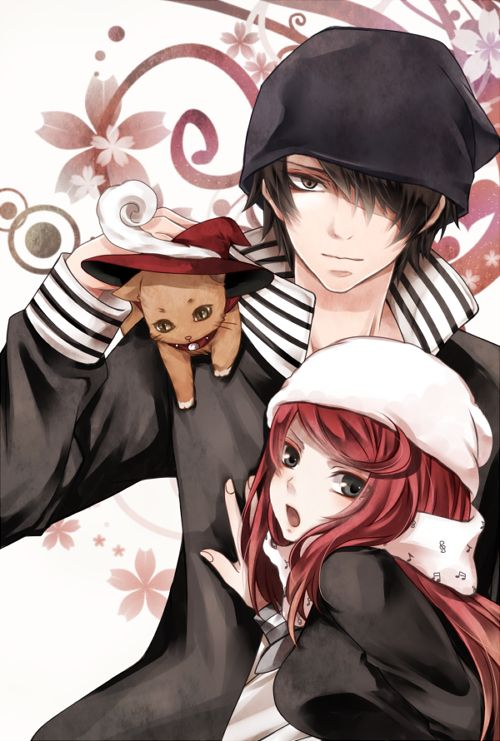 Korean Love couple Wallpaper : Anime siblings cute Anime Pics Pinterest Devil, Dr. who and Your hair