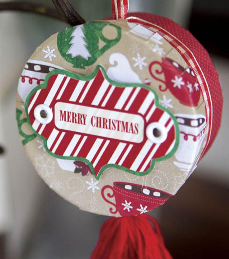 Merry Christmas Ornaments: IPad Merry Christmas Ornament