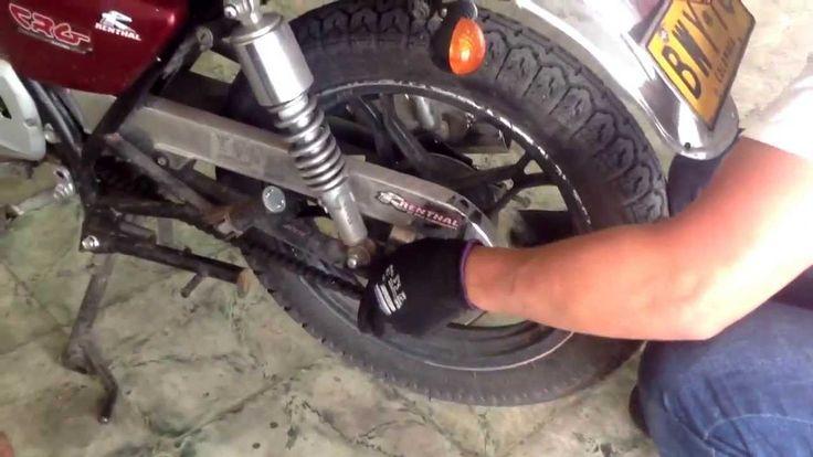Remolque para moto tiro