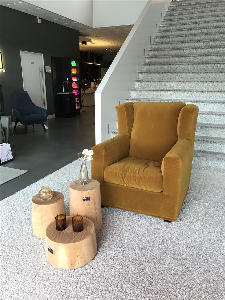 Gelderland fauteuil 2170 Sky High design Jan des Bouvrie @vallenliving in Harmelen #dutchdesign #gelderlandmeubelen #jandesbouvrie