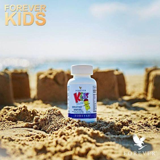 Minden nap adja meg gyermekeinek a szükséges tápanyagokat a Forever Kids Multivitamin rágótablettával. Ezek a finom multivitaminok a felnőttek és a két évnél idősebb gyermekek számára biztosítják a szükséges vitaminokat, ásványi anyagokat.
