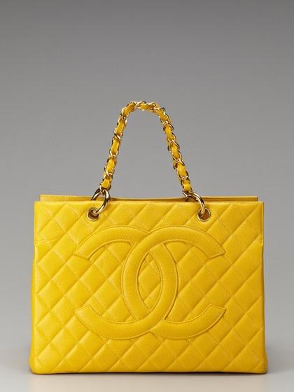 Emmy DE * Chanel Chanel Caviar Grand Shopper Tote