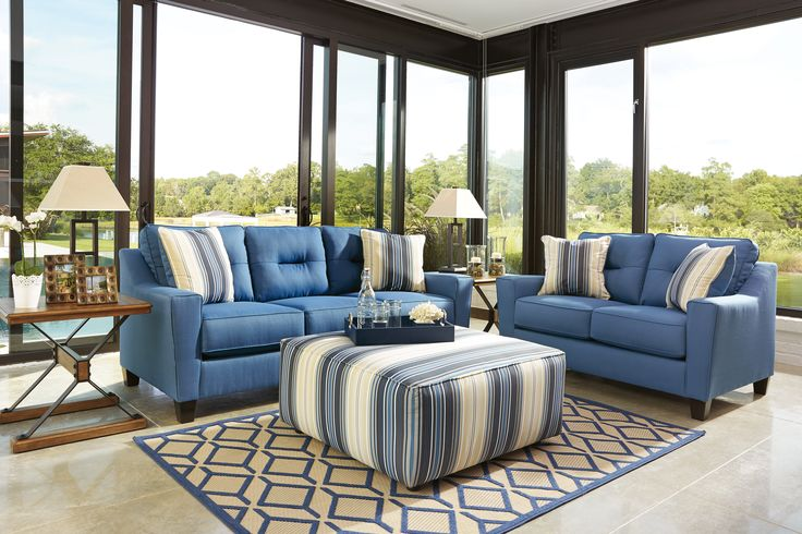 Forsan Nuvella Stationary Fabric Sofa #furniture #sofaideas #sofa #furnitureideas