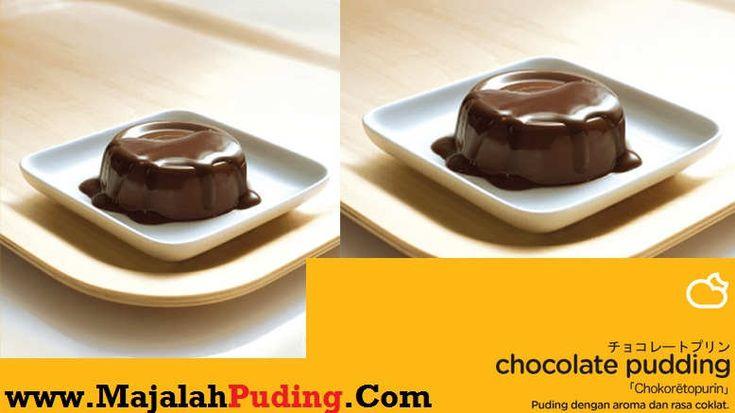Resep Puding Coklat Hoka Hoka Bento, MajalahPuding.COM - Cuma ambil ...