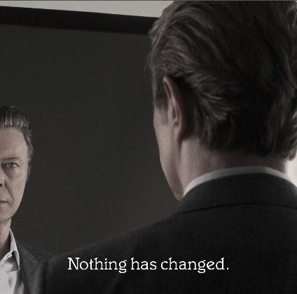 Le nouveau clip de David Bowie est en ligne !