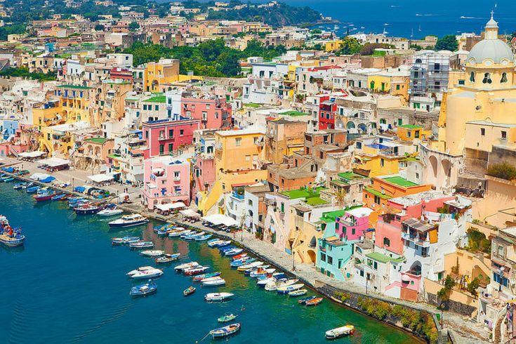 20 destinos mais coloridos da Europa   – Landscape