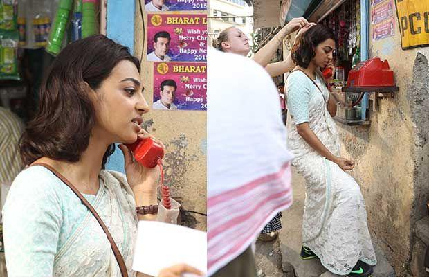 moviestalkbuzz: Radhika Apte's look in Bombairiya