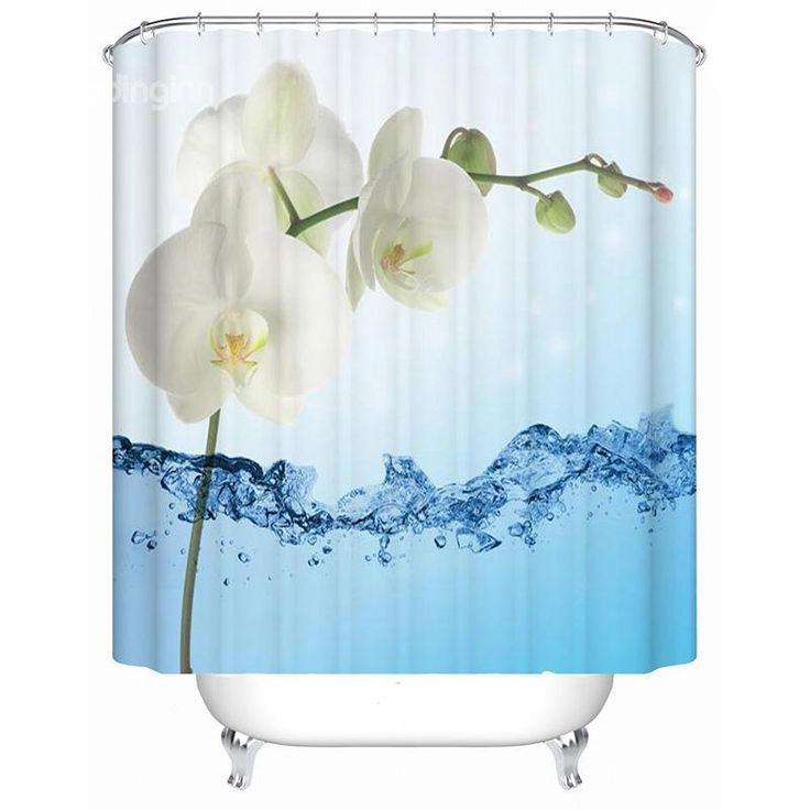 1000 images about 3d shower curtains on pinterest for Shower curtain savers