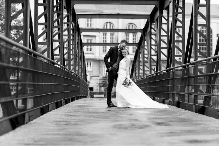 Vrai mariage / Mariage ambiance nature / photo: Julien Briche
