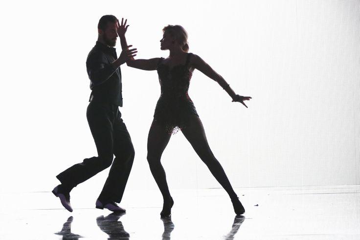 HQ pro shots - Artem & Witney - Argentine Tango bumper - Results Show 12/5/15 - pic credit: ABC DWTS