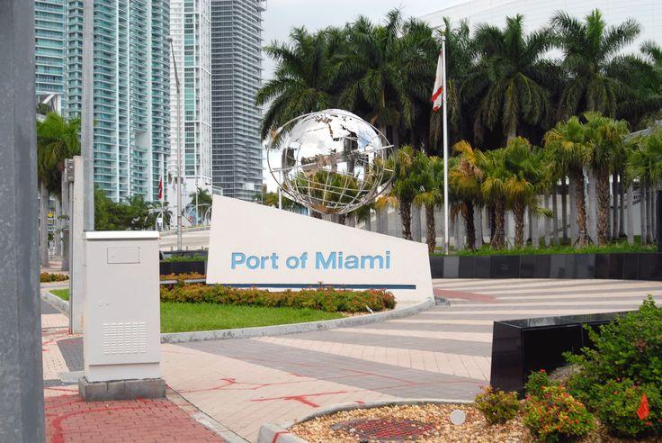 Puerto de Miami, Fl.