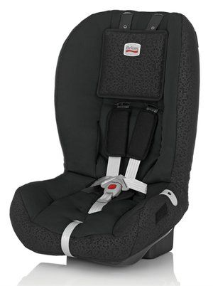 Two Way Black Thunder, vändbar bilbarnstol från Britax.