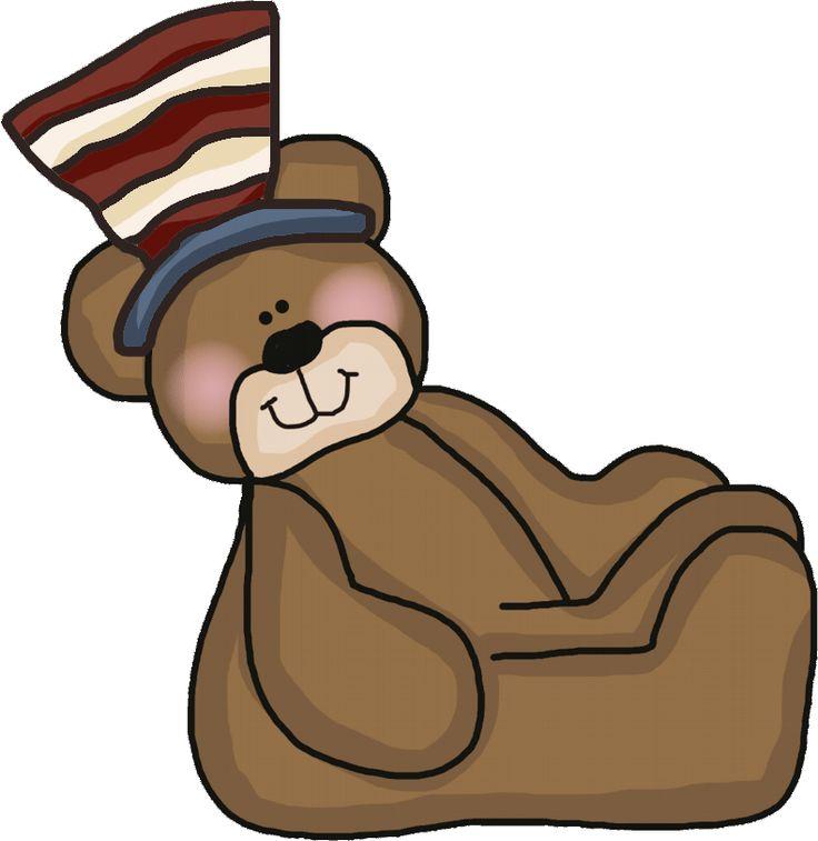 teddy bear clip art pinterest - photo #5