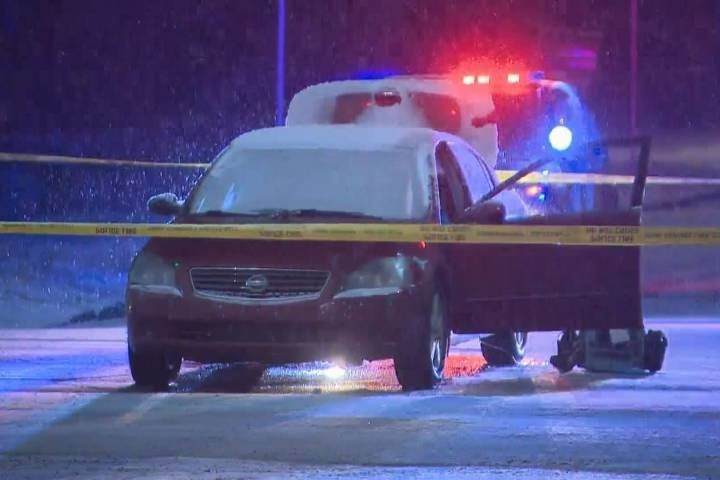 Sounds like another Moslem who never intended on being a net contributor to Canadian society got involved in another drug deal that went bad. Calgary police have identified a man found dead inside a car ata Crescent Heights intersection early Thursday ...