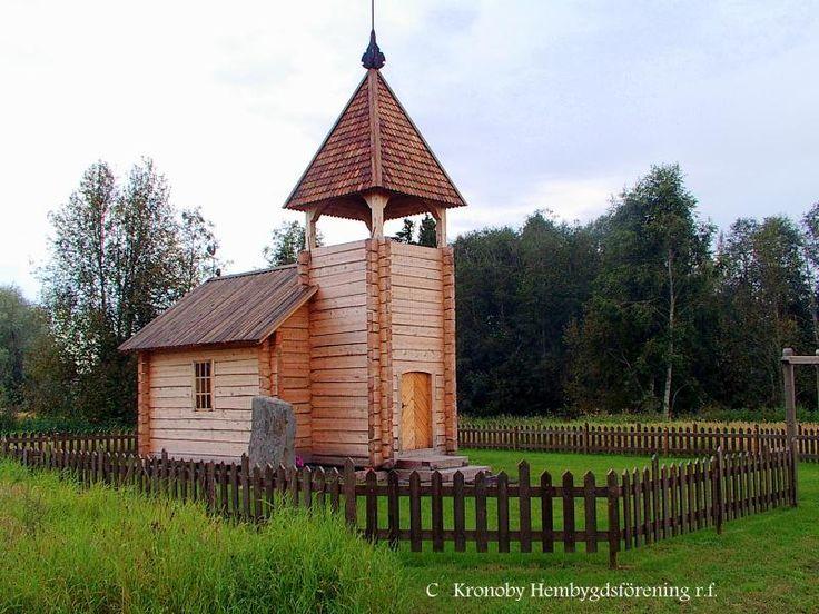 Påras kapellplats, Kronoby