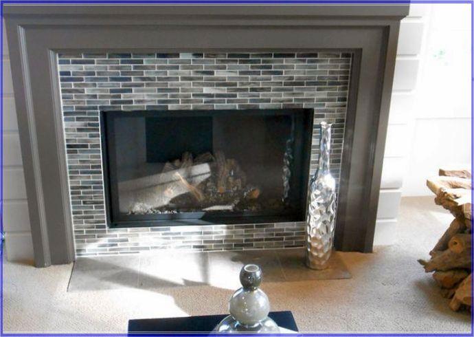 Best 25+ Tile around fireplace ideas on Pinterest | White ...