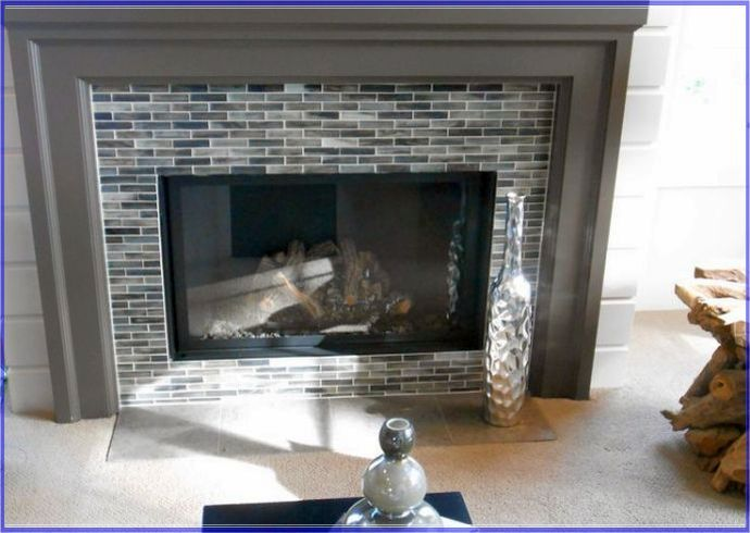 Pinterestteki 25den fazla en iyi Tile around fireplace fikri