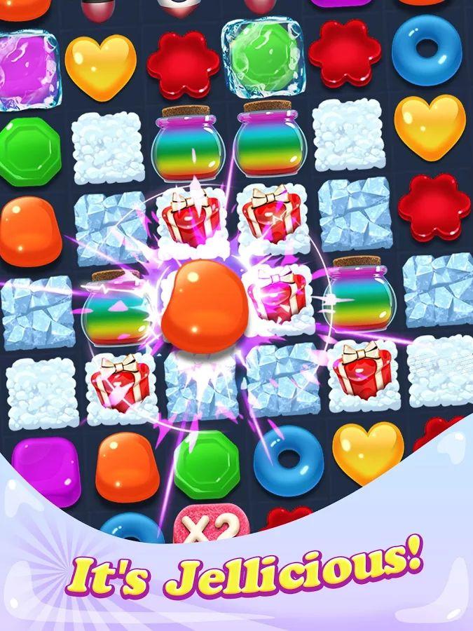 Jelly Blast - screenshot