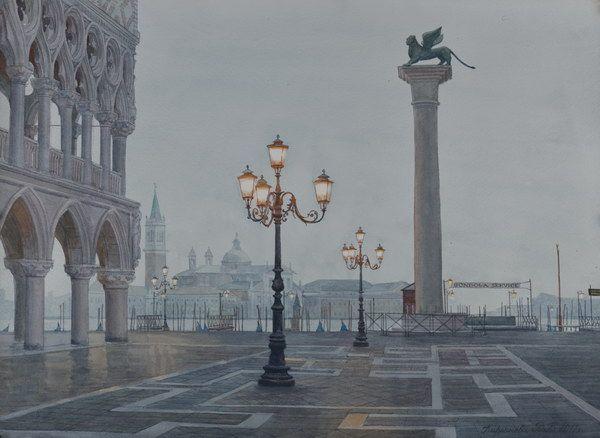 Виктория Кирьянова. Венеция. Утро