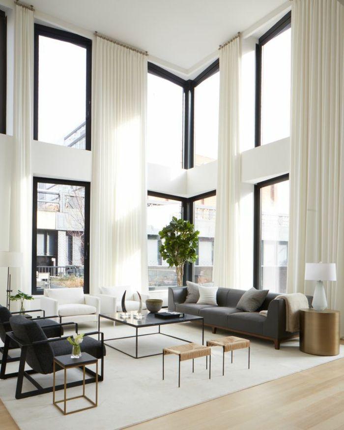 1001 ideas sobre cortinas modernas y elegantes 2017 2018 stuff rh pinterest com