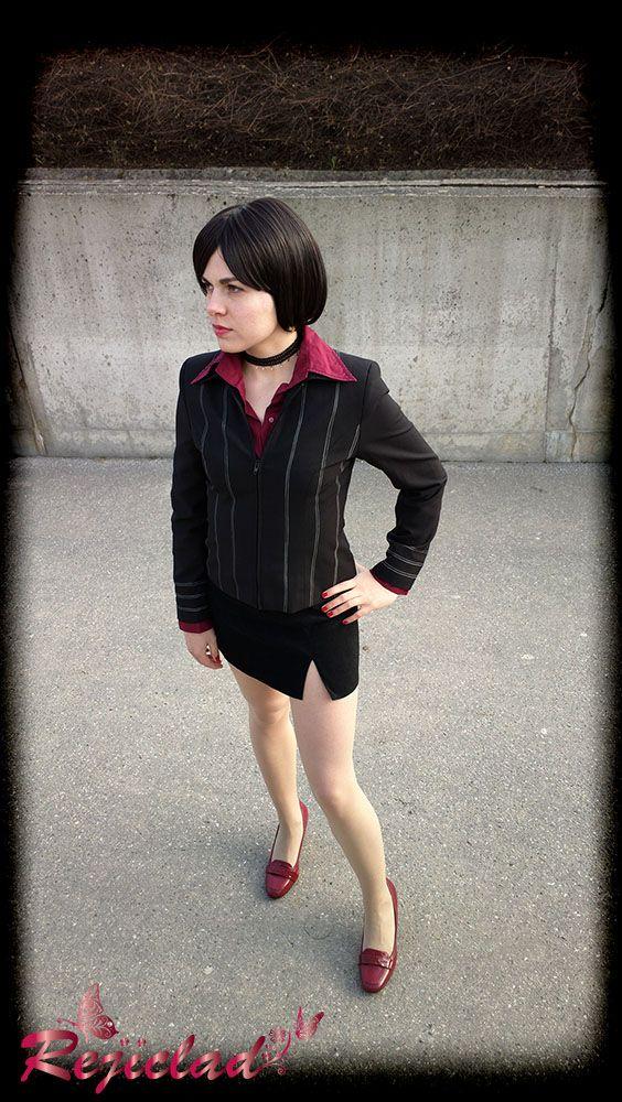 Ada Wong Resident Evil / Biohazard Damnation cosplay II by Rejiclad.deviantart.com on @DeviantArt