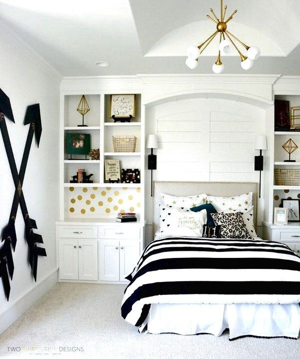 31 beautiful bedroom decorating ideas for a teenage girl | teenagers