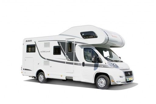 family luxury sunlight a70 (or similar) - motorhome rental in the Netherlands.