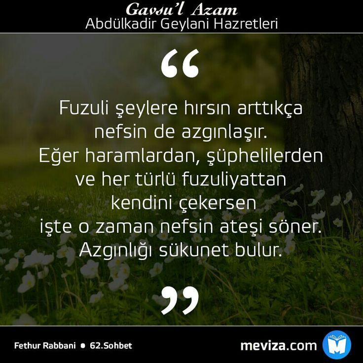 Abdulkadir Geylani Hz.