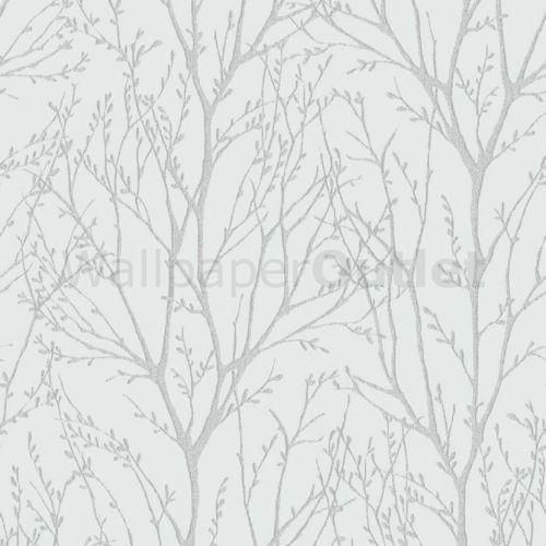 Fine-Decor-Delamere-Wallpaper-FD31144-Foliage-Tree-Branches-Metallic-Blue