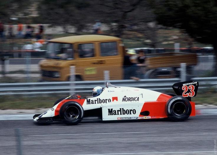 1982 Alfa Romeo 182 T Formula 1