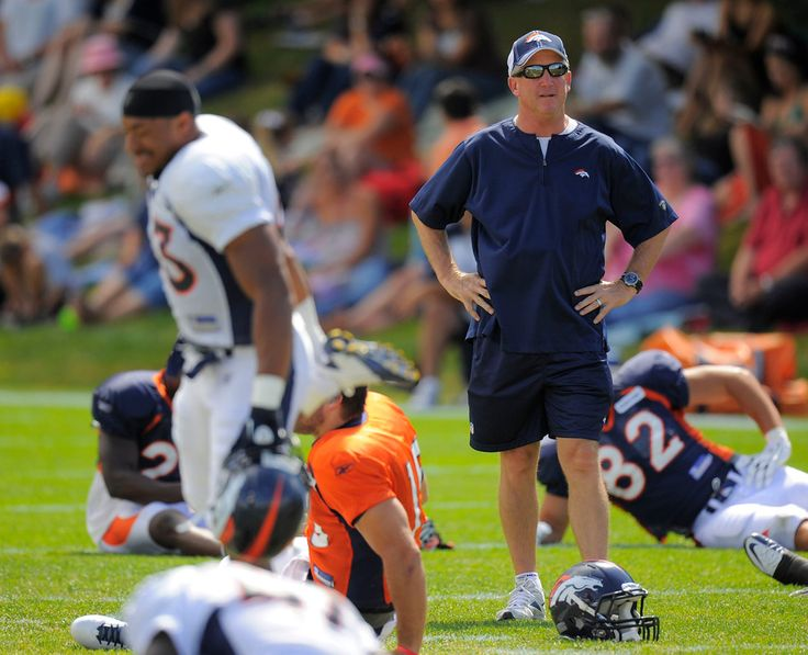 Broncos general manager John Elway and coach John Fox held a meeting Monday. Afterwards, the two mutually agreed to part ways, the team confirmed late Monday afternoon. Here's a look back in photos at John Fox's career with the Broncos.-- #ProFootballDenverBroncos