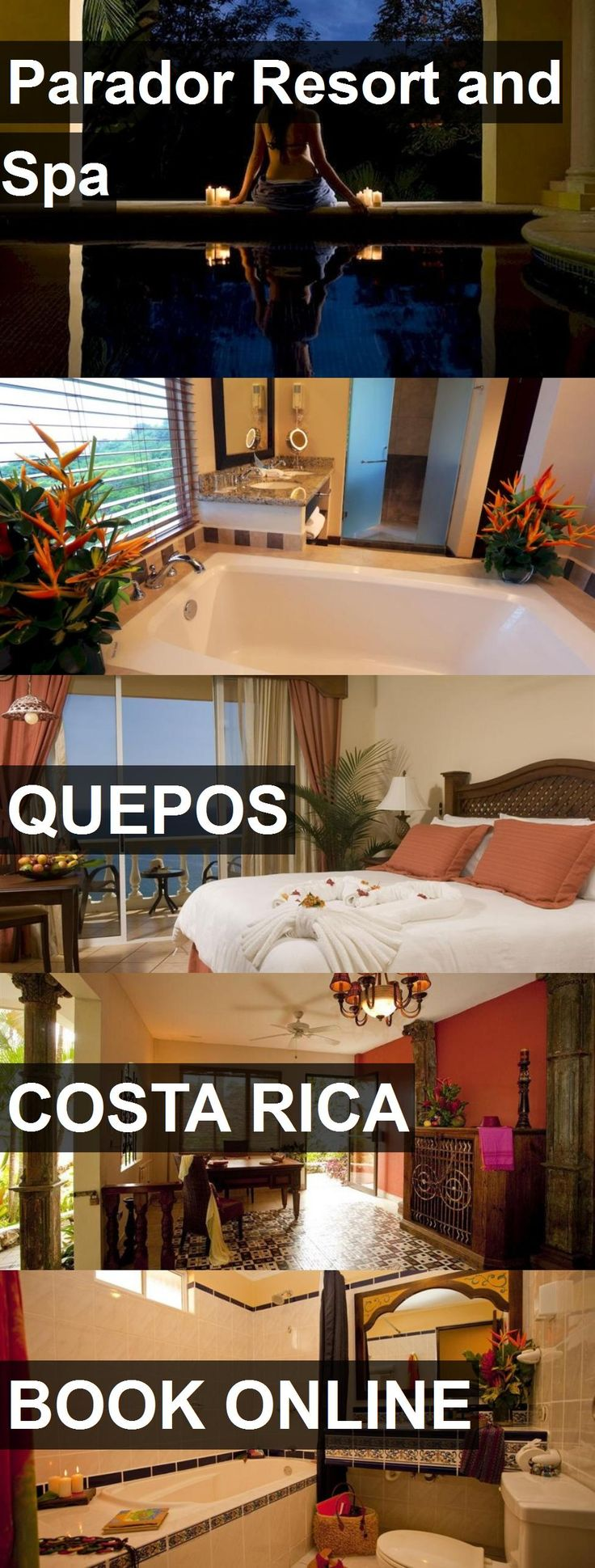 Hotel Parador Resort and Spa in Quepos, Costa Rica. For more information, photos, reviews and best prices please follow the link. #CostaRica #Quepos #travel #vacation #hotel