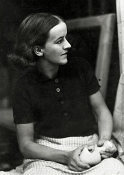 Barbara Hepworth (1903 – 1975)  British modernist sculptor
