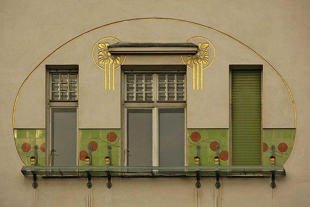 Villa by Otto Wagner Jr., Vienna (Hietzing), Austria