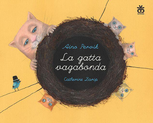 La gatta vagabonda Sinnos Editrice   MammaMoglieDonna