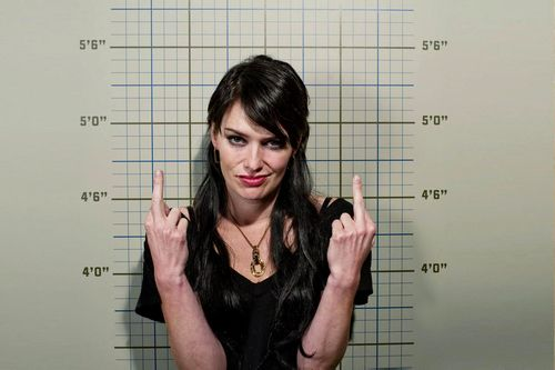 Lena Headey - she's such a bamf and she kinda scares me but I love her...