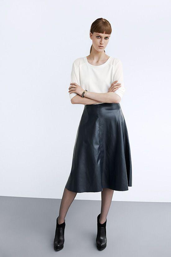 Cupro Skirt - multan by VIDA VIDA Online For Sale Fast Delivery For Sale 8fQVOHr