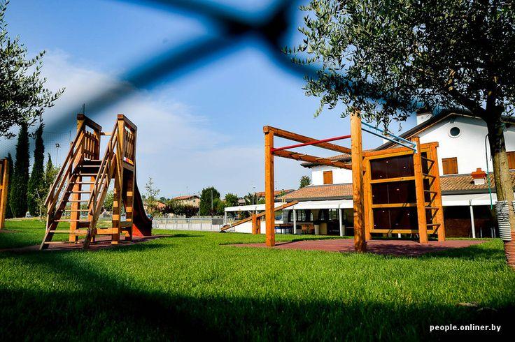 Белоруска уехала в итальянский «агрогородок»: трое детей, дом за 250 тысяч евро и полное счастье - Люди onliner.by