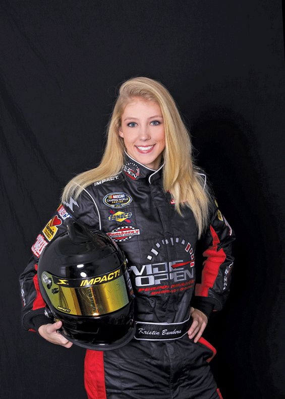 Nascar legacies and female race car drivers Kristin and Kendall Bumbera are simply inspirational! It was a joy to interview them for the second time!