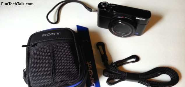 Best Cheap Camera Bag For Sony DSC-RX100III With Fit Photos #RX100iii