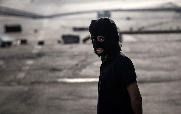 """The Masks We Wear"""