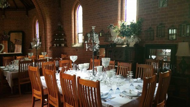 The Chapel at Bishops Court Bathurst www.vacationgoddess.com