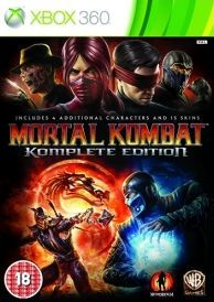 Mortal Kombat Komplete (Complete) Edition Game The newest chapter of the iconic fight franchise marks a triumphant return to the series39