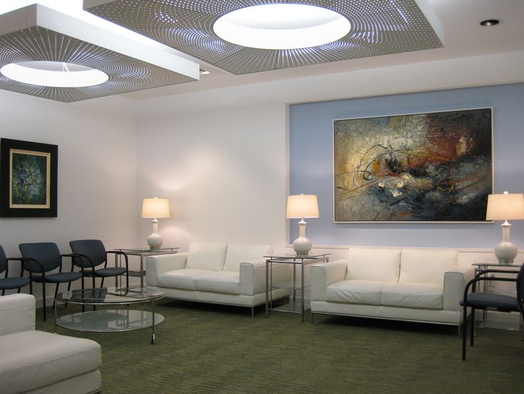 Waiting Room Hospital Design Miami Plastic Surgery