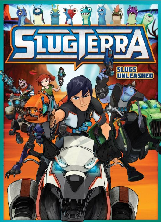 Dvd Review Slugterra Slugs Unleashed Amp Giveaway 3