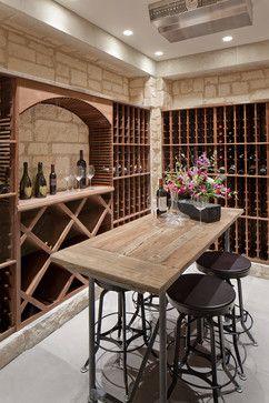 EGR Classic - transitional - Wine Cellar - Grand Rapids - Scott Christopher Homes/Surpass Renovations