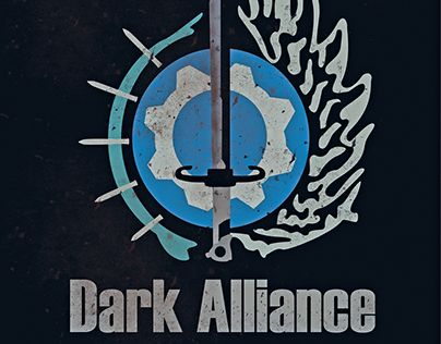 "Check out new work on my @Behance portfolio: ""Dark alliance Gears of War Logo"" http://be.net/gallery/51387599/Dark-alliance-Gears-of-War-Logo"