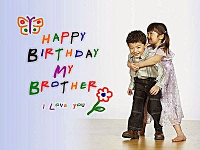 happy birthday messages for brother